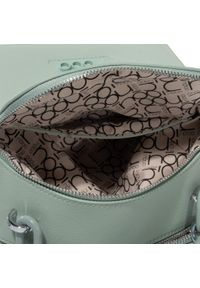Zielona torebka klasyczna Nobo klasyczna