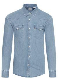 Niebieska koszula casual Levi's®