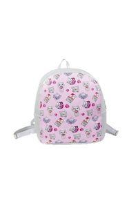 Różowy plecak #1