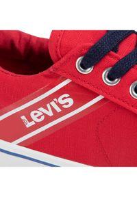 Czerwone trampki Levi's®
