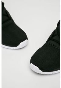 Czarne sneakersy DC trekkingowe, z cholewką, DC Heathrow, na sznurówki