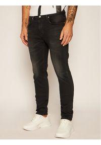 Czarne jeansy Edwin