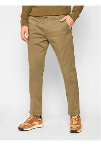 Zielone spodnie Roy Robson