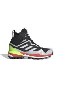 Sneakersy Adidas Adidas Terrex, Gore-Tex, z cholewką, z cholewką za kostkę