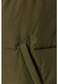 Zielona kurtka Jacqueline de Yong na co dzień, bez kaptura