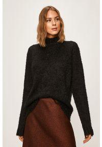 Czarny sweter ANSWEAR