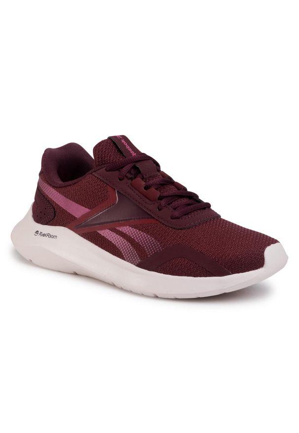 Fioletowe buty do biegania Reebok z cholewką