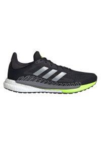 Adidas - Buty do biegania adidas Solar Glide 3 FV7254. Materiał: guma. Szerokość cholewki: normalna. Sport: fitness, bieganie