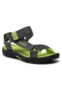 Szare sandały Kappa
