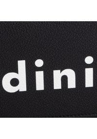 Baldinini - Torebka BALDININI - G1N810999 Black. Kolor: czarny. Wzór: aplikacja. Materiał: skórzane