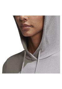 Adidas - Bluza damska adidas Terrex Graphic Logo Hoodie GL6116. Typ kołnierza: kaptur. Materiał: bawełna, polar, poliester. Sport: turystyka piesza