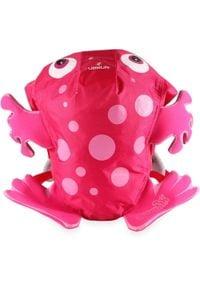 LittleLife Animal Kids SwimPak - Plecaczek Różowa Żabka L12041. Kolor: różowy. Materiał: materiał