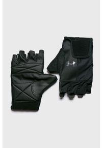 Czarne rękawiczki Under Armour