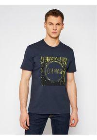 Colmar T-Shirt Frida 7591 6SH Granatowy Regular Fit. Kolor: niebieski