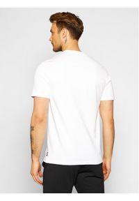Only & Sons T-Shirt Anel 22019359 Biały Regular Fit. Kolor: biały