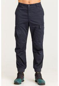 Spodnie Armani Exchange z aplikacjami