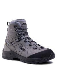 Szare buty trekkingowe keen trekkingowe