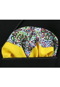Poszetka Chattier w kolorowe wzory