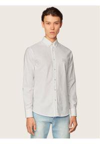 Biała koszula casual BOSS