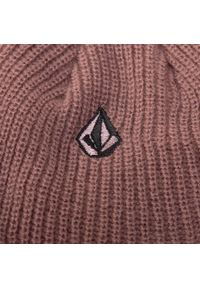 Różowa czapka zimowa Volcom