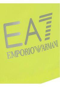 Żółte szorty EA7 Emporio Armani #5