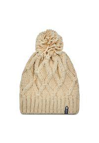 Beżowa czapka zimowa Roxy