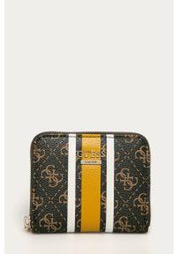 Brązowy portfel Guess Jeans