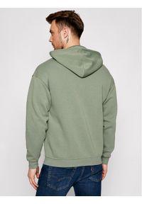 Jack & Jones - Jack&Jones Bluza Brink 12186375 Zielony Oversize. Kolor: zielony