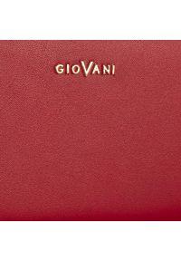 Czerwony portfel Giovani