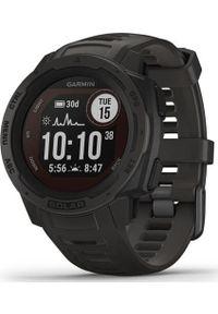 Szary zegarek GARMIN smartwatch