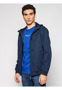 Niebieska kurtka przejściowa Jack & Jones