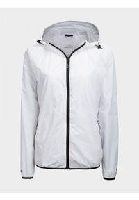 Biała kurtka outhorn