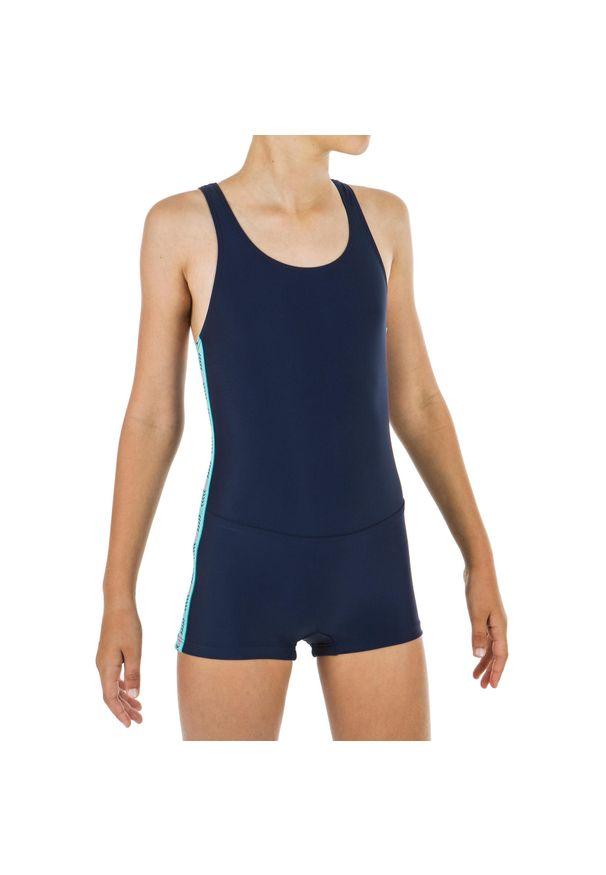 NABAIJI - Strój Jednoczęściowy Pływacki Dla Dzieci. Materiał: poliamid, materiał, elastan