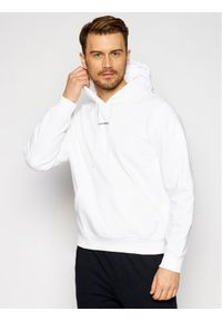 Biała bluza Calvin Klein Jeans