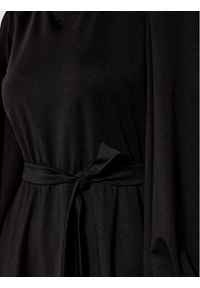 Czarna sukienka Weekend Max Mara casualowa, na co dzień, prosta