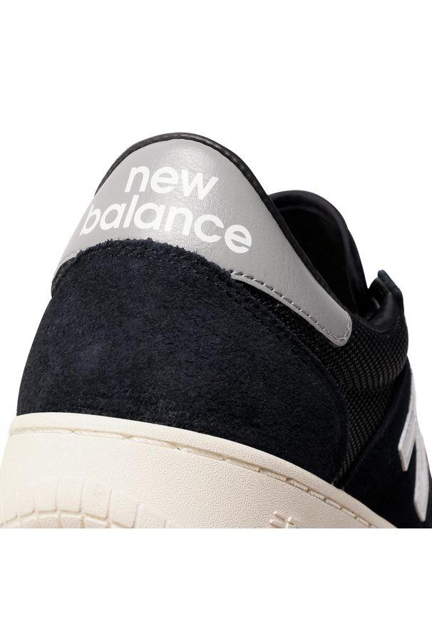 Czarne półbuty New Balance