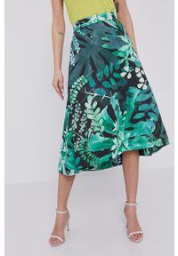 Zielona spódnica MAX&Co. na co dzień, casualowa