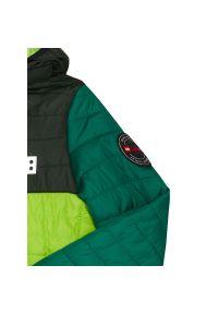 Zielona kurtka puchowa LEGO Wear