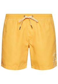 """Quiksilver Szorty kąpielowe Surfwash 15"""" EQYJV0369 Żółty Regular Fit. Kolor: żółty #3"""