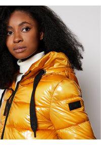 Żółta kurtka zimowa CMP