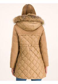Brązowa kurtka zimowa Pennyblack