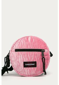 Różowa listonoszka Eastpak na ramię, mała