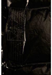 Czarna kurtka Diesel z kapturem