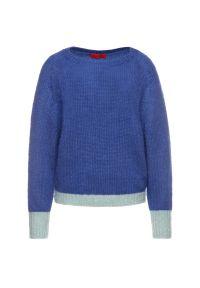 Niebieski sweter MAX&Co.