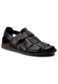 Czarne sandały Camel Active