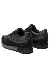 Czarne sneakersy Baldinini