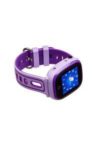 Fioletowy zegarek GARETT