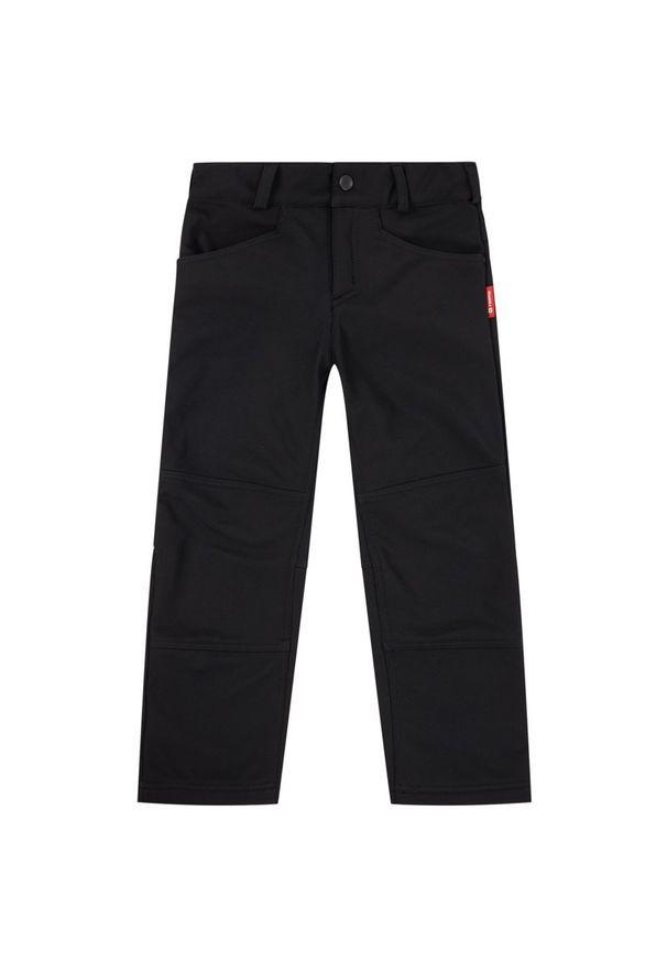 Czarne spodnie Reima