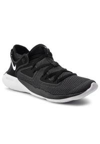 Czarne buty do biegania Nike z cholewką, Nike Flex