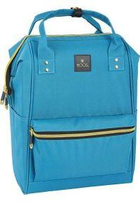 Plecak Moos Plecak na Laptopa Moos 13'' Niebieski. Kolor: niebieski